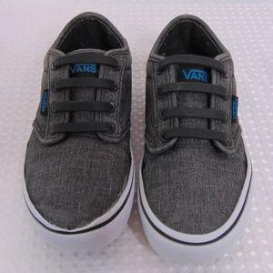 Boy's Van's Shoes